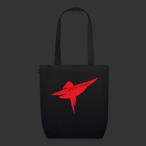 Raven Red - EarthPositive Tote Bag