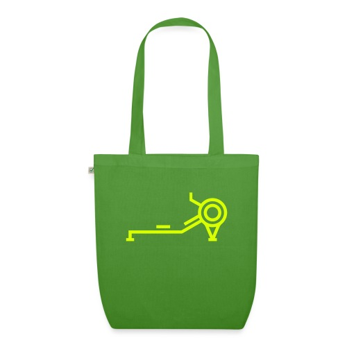 indoor rowing - EarthPositive Tote Bag