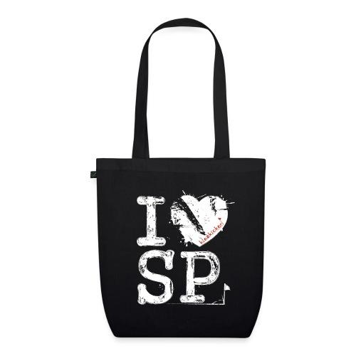 I love SP - Bio-Stoffbeutel