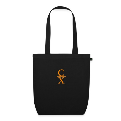 CHARLES CHARLES SHORTENED LOGO - EarthPositive Tote Bag