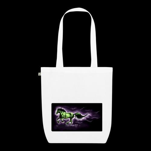 Black Percheron - EarthPositive Tote Bag