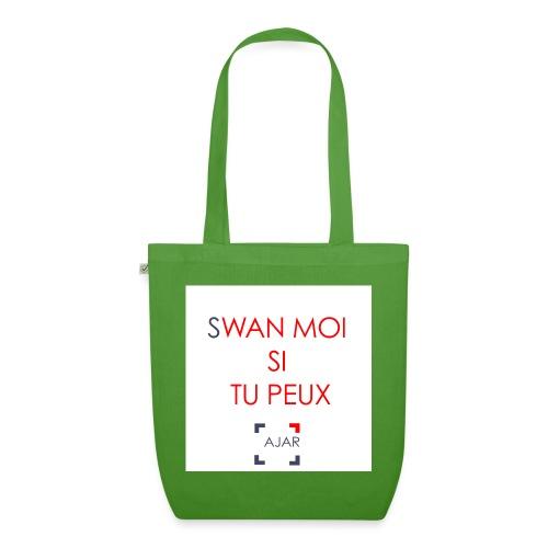 Swan moi - Rouge - Sac en tissu biologique