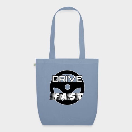 Drive Fast (Drive Fast) - EarthPositive Tote Bag