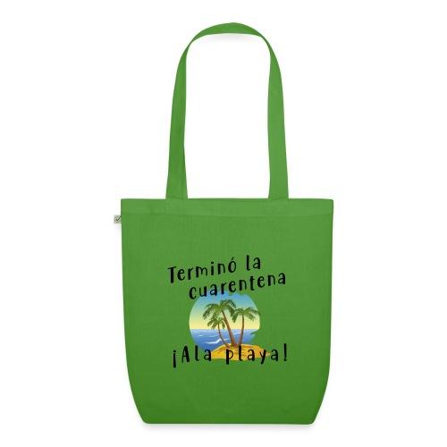 Vamos a la playa - Bolsa de tela ecológica