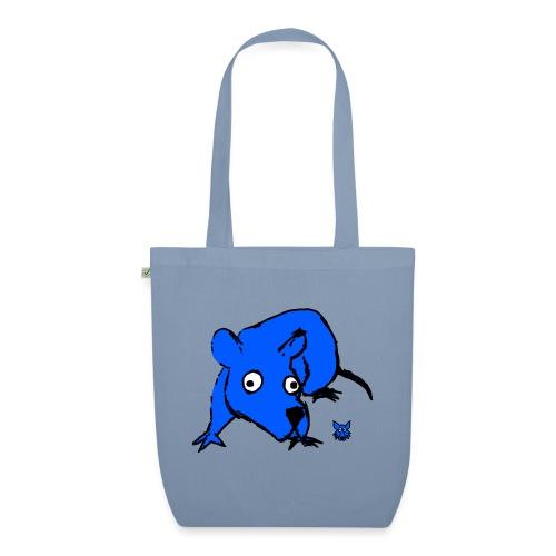 blue mouse - Borsa ecologica in tessuto