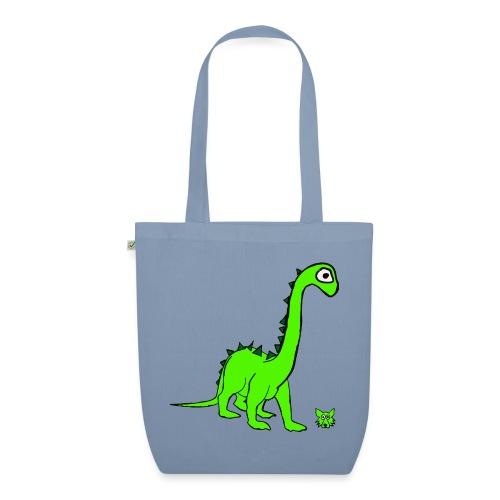 dinosauro - Borsa ecologica in tessuto