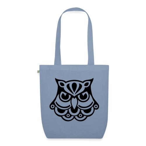 OWL TATTOO - Bio-Stoffbeutel