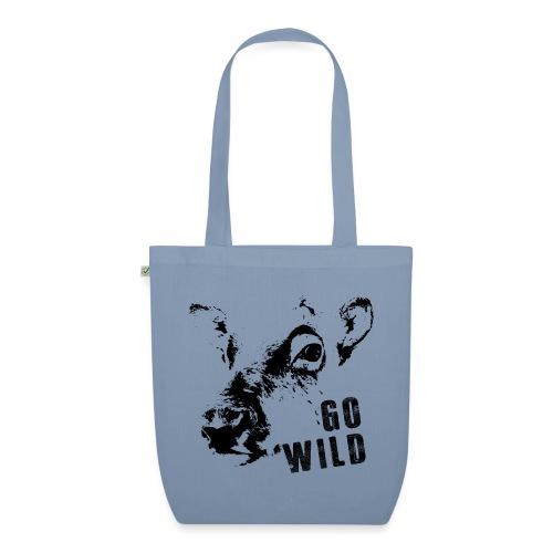 Go Wild - Bio-Stoffbeutel