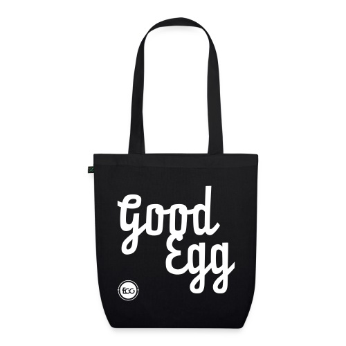 'Good Egg' - EarthPositive Tote Bag