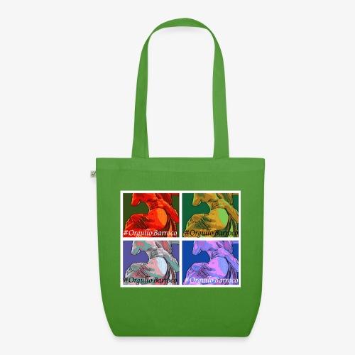 #OrgulloBarroco a lo Warhol - Bolsa de tela ecológica