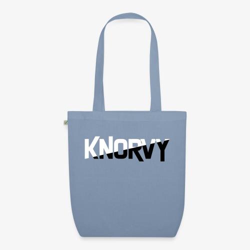 KNORVY - Bio stoffen tas