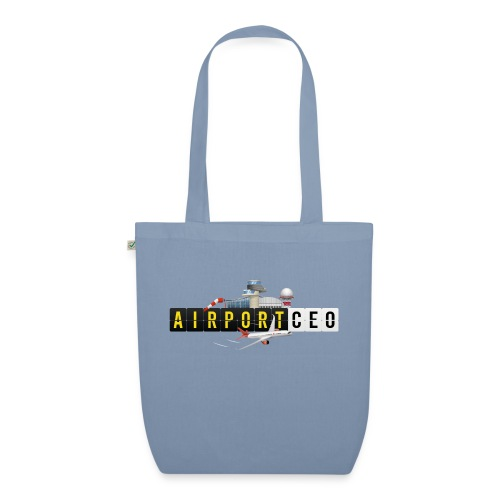 The Airport CEO - EarthPositive Tote Bag