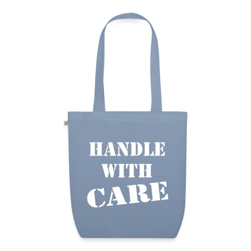 handlewithcare baby - Bio stoffen tas