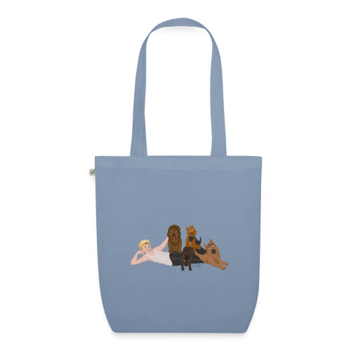 niall png - EarthPositive Tote Bag