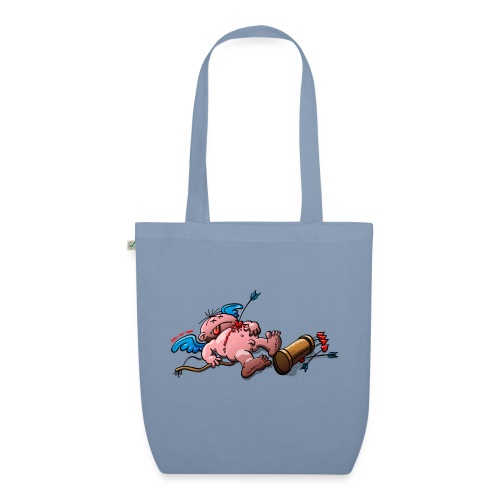 Who Killed Cupid? - EarthPositive Tote Bag