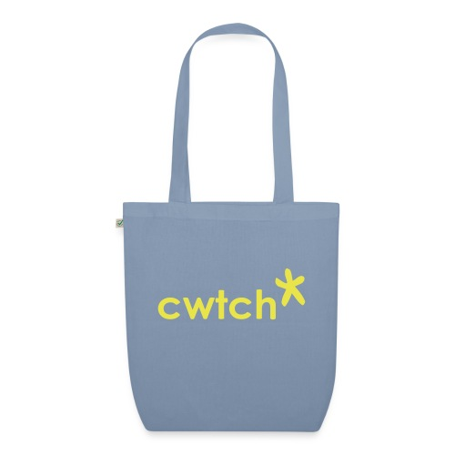 cwtch hug from a star - EarthPositive Tote Bag