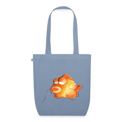 Cooler Fisch - Bio-Stoffbeutel