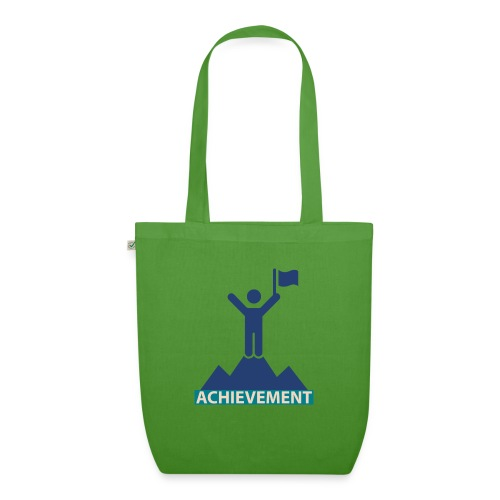Typo Achivement by CloudMonde - EarthPositive Tote Bag