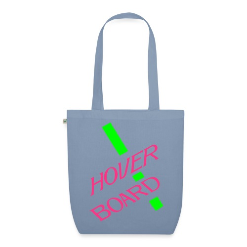 Back to The Future II Hover Board - EarthPositive Tote Bag