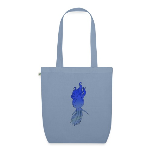 Blue Nymph - Øko-stoftaske