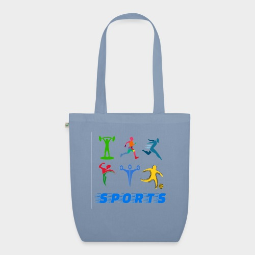 Sports - EarthPositive Tote Bag