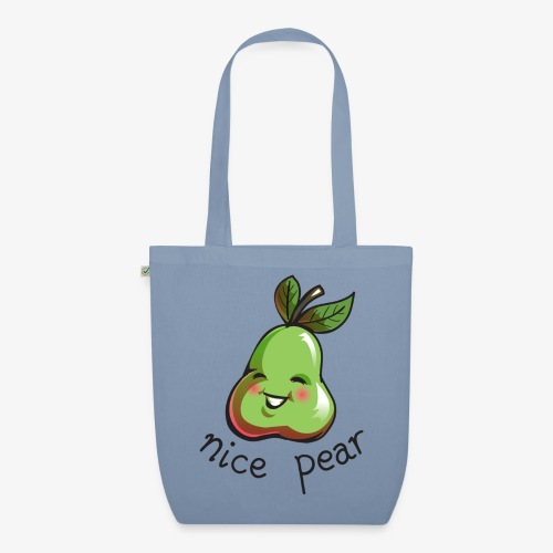 Nice Pear - EarthPositive Tote Bag