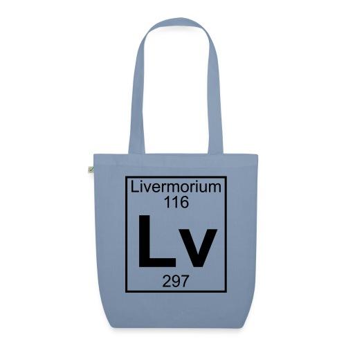 Livermorium (Lv) (element 116) - EarthPositive Tote Bag
