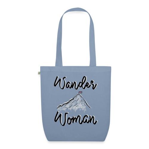 Wanderwoman - Bio-Stoffbeutel