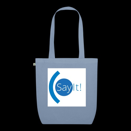 Sayit! - EarthPositive Tote Bag