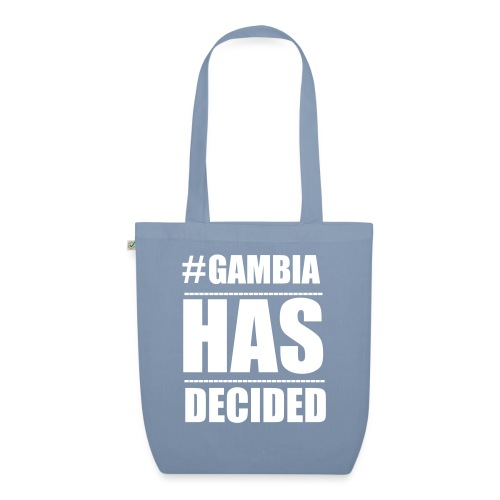 GAMBIA_HAS_DECIDED - EarthPositive Tote Bag