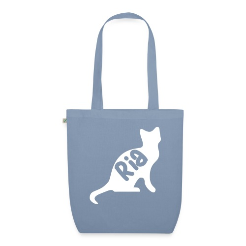 Team Ria Cat - EarthPositive Tote Bag