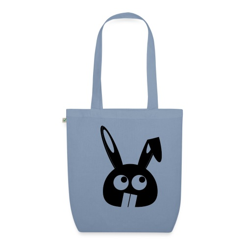 Puny Bunny - Flappy Ears - Luomu-kangaskassi