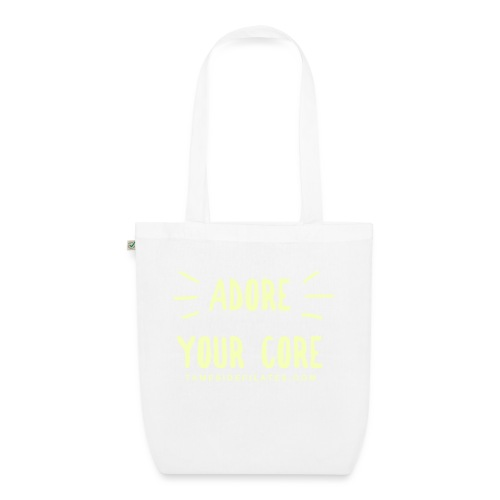 Adore Your Core - EarthPositive Tote Bag