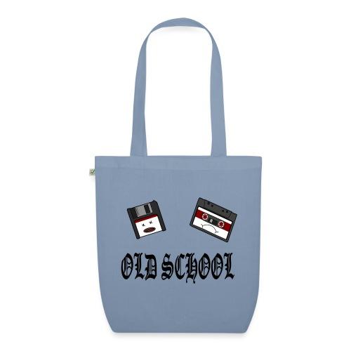 Old School Design - Bio-Stoffbeutel