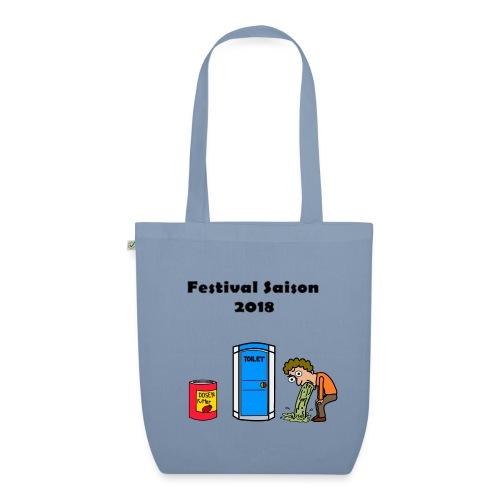 Festivalsaison 2018 - Bio-Stoffbeutel