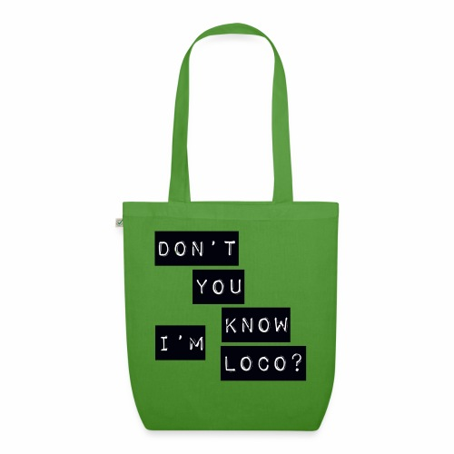 Loco - EarthPositive Tote Bag