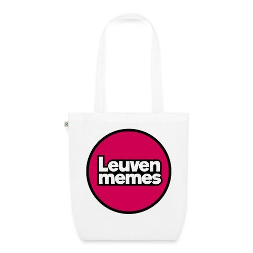 Logo LeuvenMemes - Sac en tissu biologique