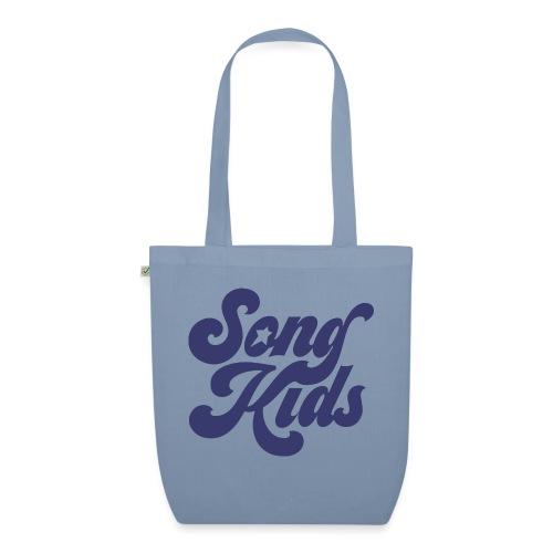 SongKids logo purple png - Ekologisk tygväska