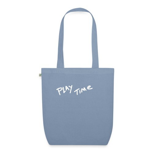Play Time Tshirt - EarthPositive Tote Bag