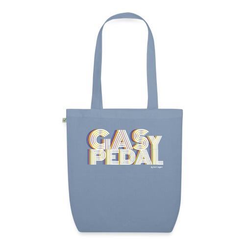 GAS Y PEDAL - Bolsa de tela ecológica