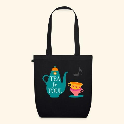 Tea for Toul - Sac en tissu biologique