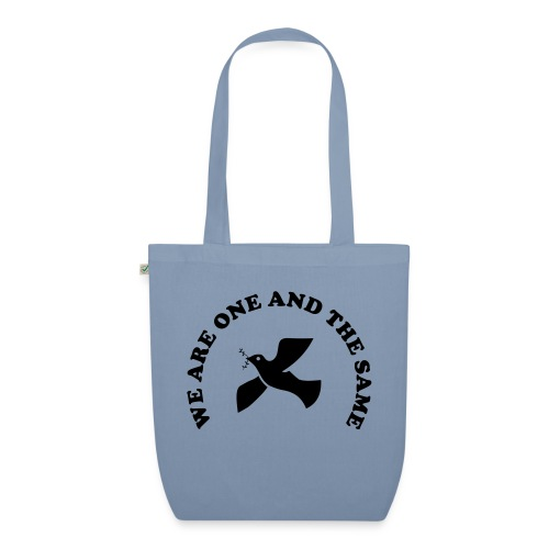 We are one and the same - EarthPositive Tote Bag