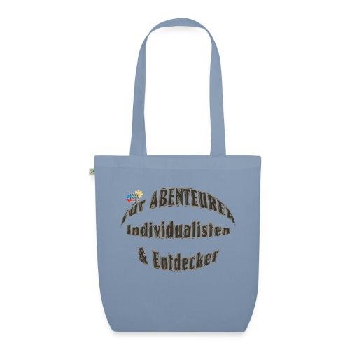 Abenteurer Individualisten & Entdecker - Bio-Stoffbeutel