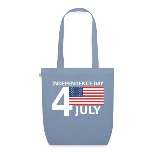 july 4th, 4 luglio - Borsa ecologica in tessuto