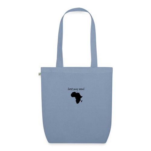 lost my soul in africa - Bio-Stoffbeutel