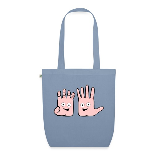 Winky Hands - EarthPositive Tote Bag