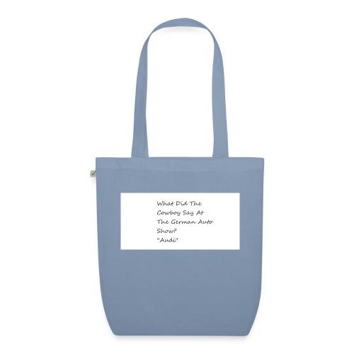 Car Joke - EarthPositive Tote Bag
