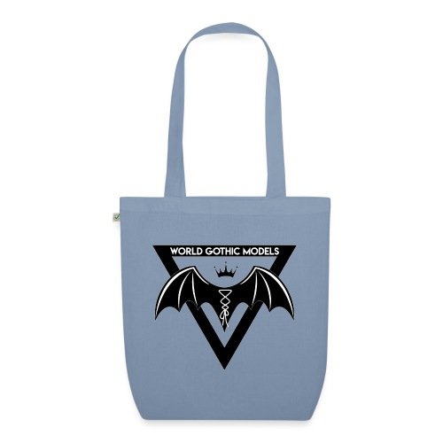 World Gothic Models Official Logo Design - EarthPositive Tote Bag