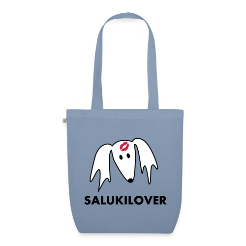 Salukilover - Bio-Stoffbeutel