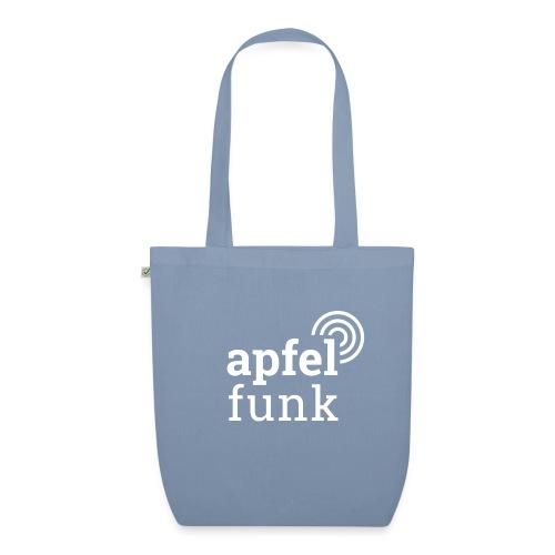 Apfelfunk Dark Edition - Bio-Stoffbeutel